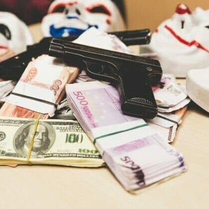 превью квеста Ограбление банка Нижний Новгород