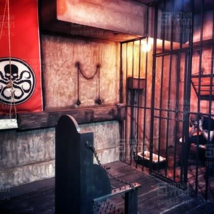 Главное изображение для квеста Побег из плена