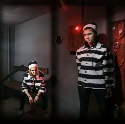 Главное изображение для квеста Побег из тюрьмы