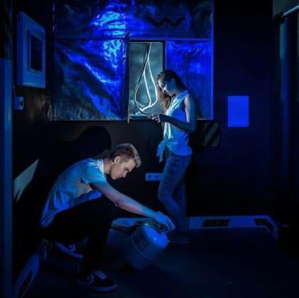 Главное изображение для квеста Nostromo. Космический корабль