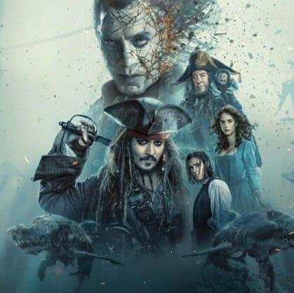 Главное изображение для квеста Пираты Карибского моря (QuestHouse)
