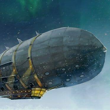 Главное изображение для квеста Дирижабль
