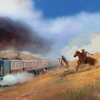 Главное изображение для квеста Где-то на Диком Западе