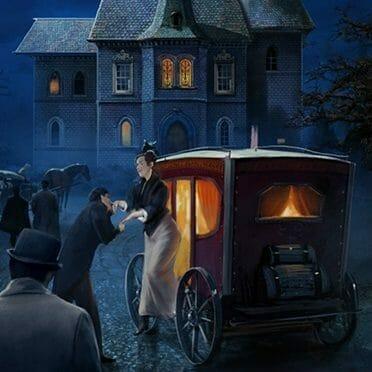 Главное изображение для квеста Поцелуй вампира