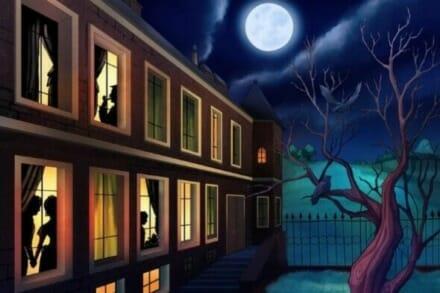 иллюстрация 1 для квеста Дом с двойным Дном Нижний Новгород