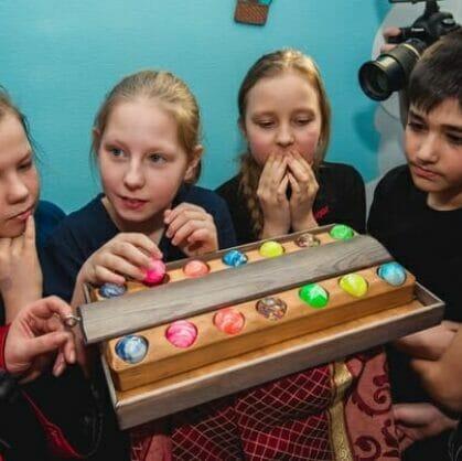 превью квеста Пески Времени Нижний Новгород