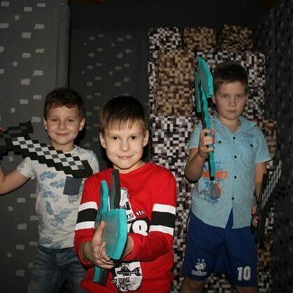 превью квеста Прятки в Майнкрафте Нижний Новгород