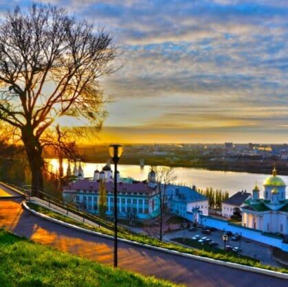 Главное изображение для квеста Нижний Новгород: байки и легенды