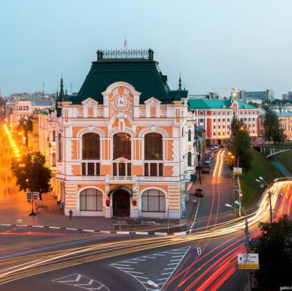 Главное изображение для квеста Нижний Новгород купеческий