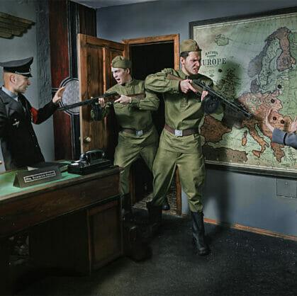 превью квеста Медаль за отвагу Пермь