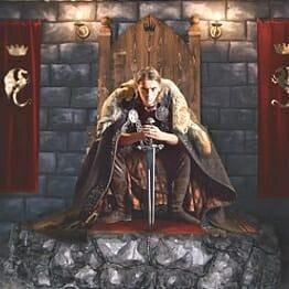Главное изображение для квеста Эскалибур. Меч короля Артура