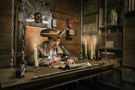 иллюстрация 2 для квеста Пираты Карибского моря Пермь