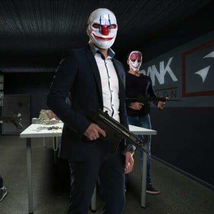Главное изображение для квеста Ограбление банка
