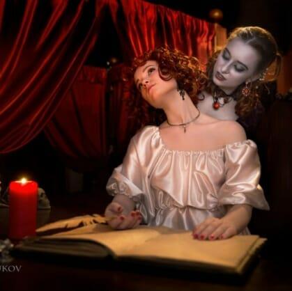 Главное изображение для квеста Король вампиров