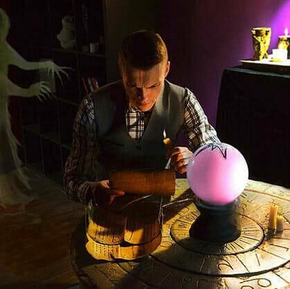 превью квеста Румынская ведьма Пермь