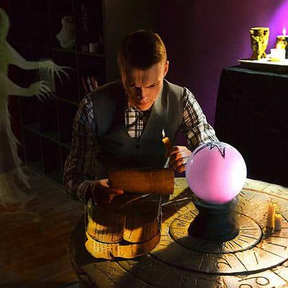 Главное изображение для квеста Румынская ведьма