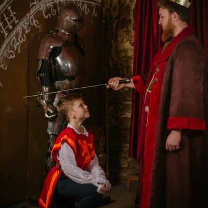 Главное изображение для квеста Король Артур