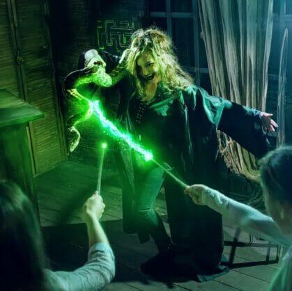 превью квеста Школа волшебства и магии Пермь