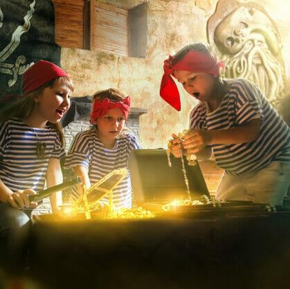 превью квеста Пиратская вечеринка Пермь