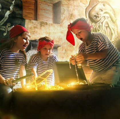 Главное изображение для квеста Пиратская вечеринка