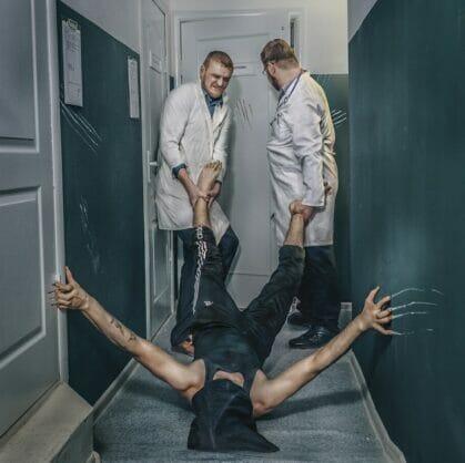 превью квеста Психиатрическая больница «Парсонс» Пермь