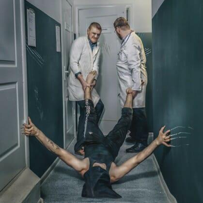 Главное изображение для квеста Психиатрическая больница «Парсонс»