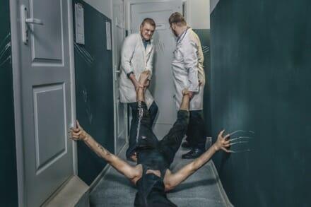 иллюстрация 4 для квеста Психиатрическая больница «Парсонс» Пермь