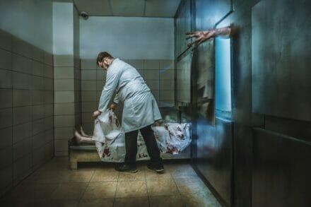 иллюстрация 2 для квеста Психиатрическая больница «Парсонс» Пермь