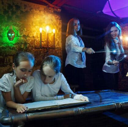 превью квеста Охотники за вампирами Пермь