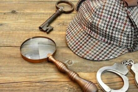 иллюстрация 1 для квеста Шерлок и липовый Мориарти Липецк