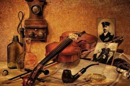 иллюстрация 2 для квеста Шерлок и липовый Мориарти Липецк