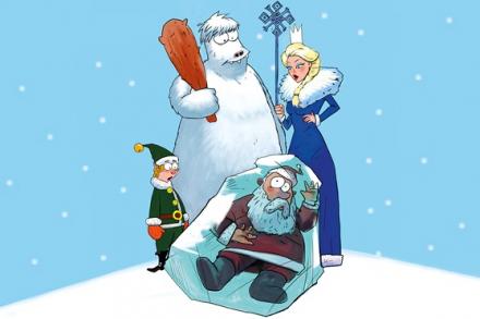 иллюстрация 1 для квеста Зимний детектив Липецк
