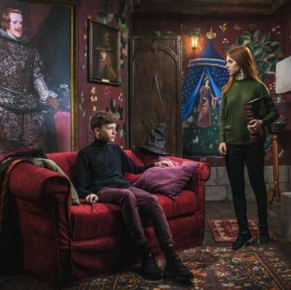 Главное изображение для квеста Гостиная Гриффиндора