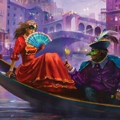 превью квеста Тайны Венеции Краснодар