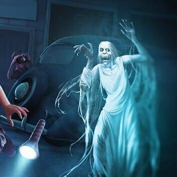 Главное изображение для квеста Дом с привидениями
