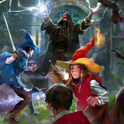 превью квеста Школа магии Краснодар