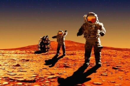 иллюстрация 3 для квеста Путешествие на Марс Краснодар