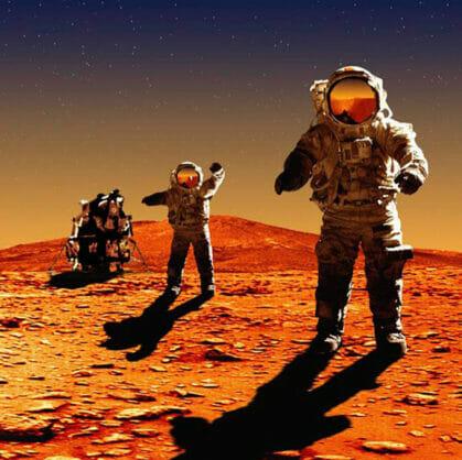 превью квеста Путешествие на Марс Краснодар