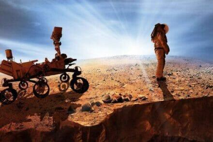 иллюстрация 2 для квеста Путешествие на Марс Краснодар
