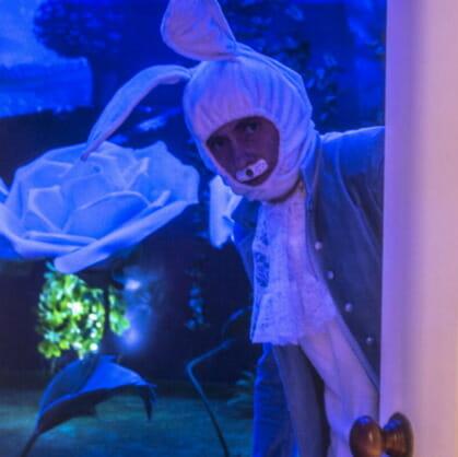 Главное изображение для квеста Следуй за белым кроликом