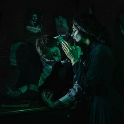 Главное изображение для квеста Мертвая тишина