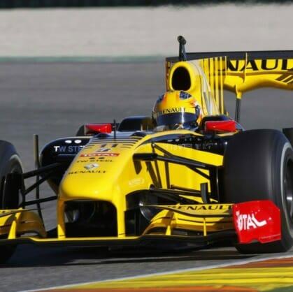 Главное изображение для квеста Автосимулятор Formula -1