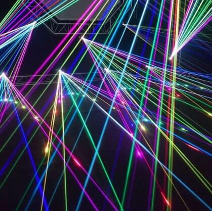Главное изображение для квеста Лазерный лабиринт «Миссия невыполнима»