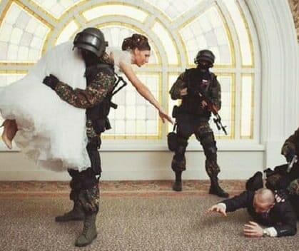 Главное изображение для квеста Похищение невесты