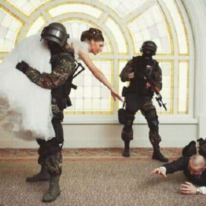 превью квеста Похищение невесты Тула