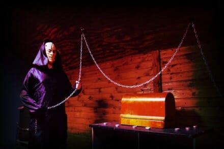 иллюстрация 3 для квеста Ночной кинопоказ Тула
