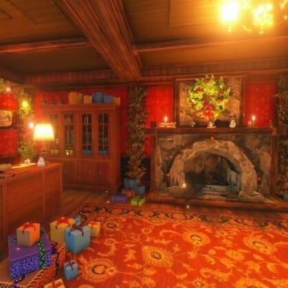 Главное изображение для квеста Рождественская история