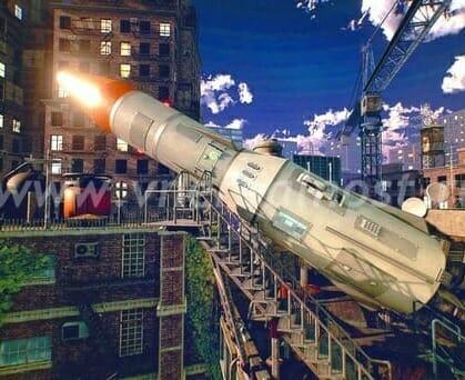 Главное изображение для квеста Миссия «Ракета»