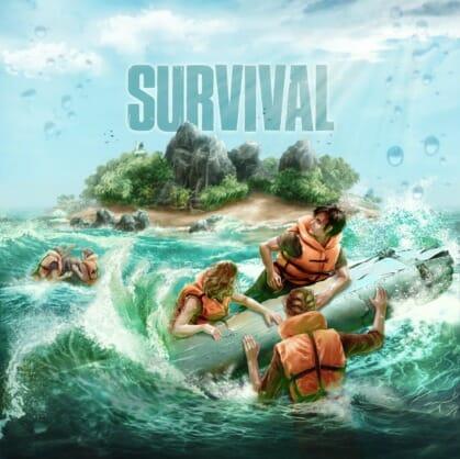 Главное изображение для квеста Выживание (Остров)