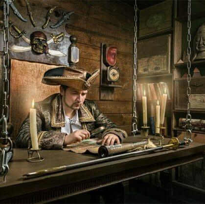 превью квеста Пираты Карибского моря (Lost) Воронеж